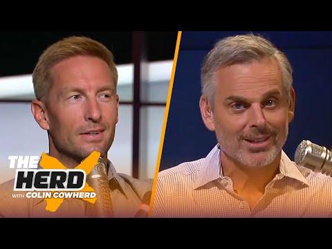 Joel Klatt on where Trevor Lawrence will land in NFL, talks SEC & Justin Herbert | THE HERD