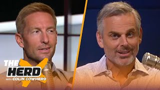 Joel Klatt on where Trevor Lawrence will land in NFL, talks SEC & Justin Herbert | THE HERD