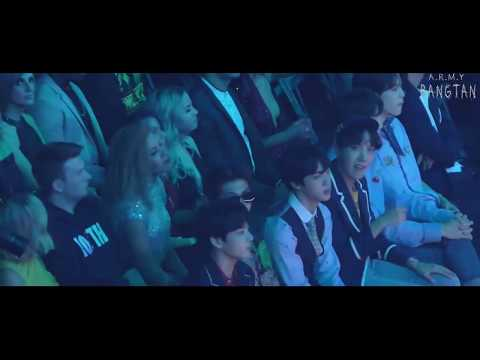 BTS reaction to Shawn Mendes BBMAs 2018