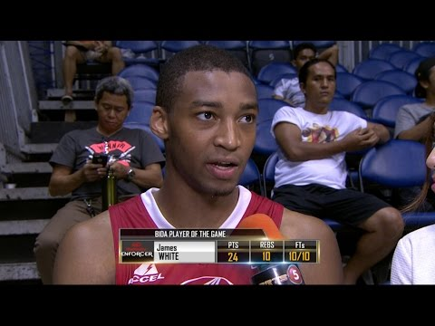 Best Player: James White | PBA Governor's Cup 2016