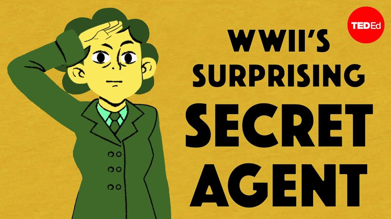 From pacifist to spy: WWII's surprising secret agent - Shrabani Basu