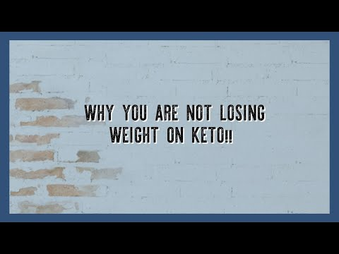 why-your-not-losing-weight-on-keto-!