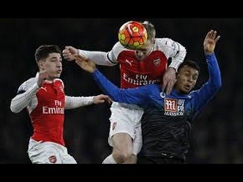 Arsenal 2-0 Bournemouth #TimeAddedOn