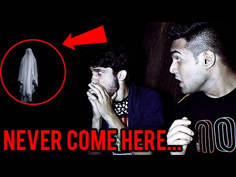 The Haunted Forest | Ankur Kashyap Vlogs | Ft. Unknown Boy Varun