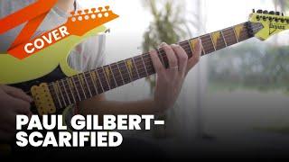 Paul Gilbert - Scarified Cover