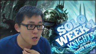The Lich King Solo Adventure: Week 1