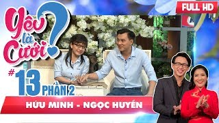Asking the girlfriend to wear short-the man is broken up by letter|Huu Minh-Ngoc Huyen|YLC#13