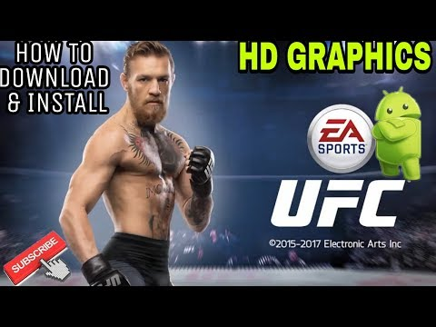 EA Sports UFC | Apk+Obb Game For Android 2017 |