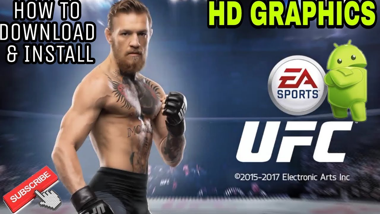 EA Sports UFC | Apk+Obb Game For Android 2017 |  #Smartphone #Android