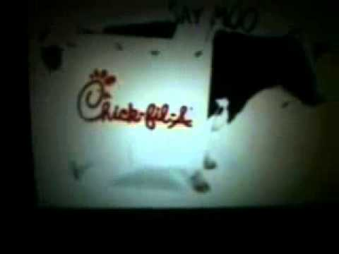Chick Fil A Commercial Amp Pbs Kids Dot Logo 1999 Youtube