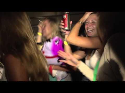 2013 Cape Town Tens - party scenes