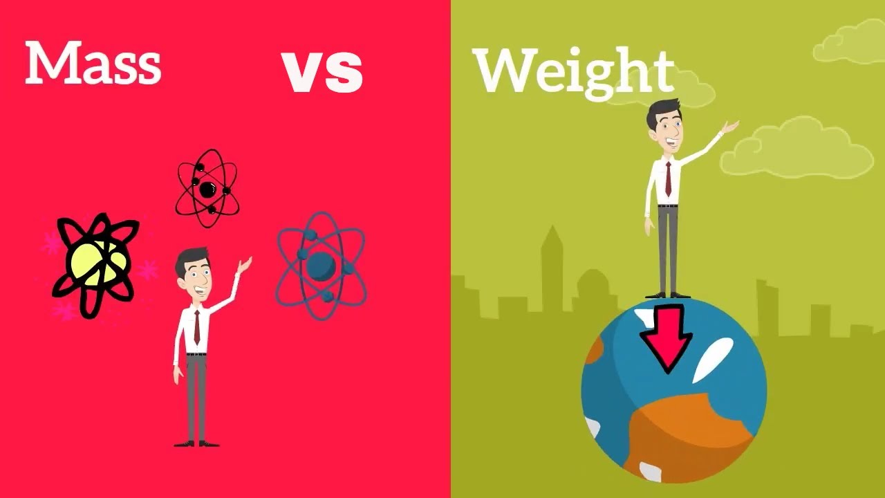 Image result for weight & Mass