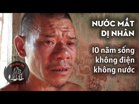 Nước mắt Dị Nhân sống Không Điện Không Nước ở Quảng Ninh