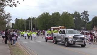 SHS Homecoming Parade 2018