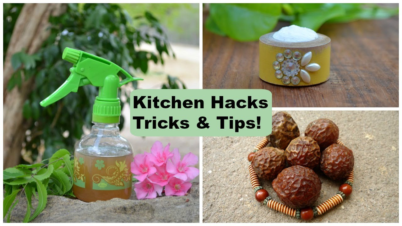 4 Natural Indian Kitchen Cleaning Tips Tricks Hacks To