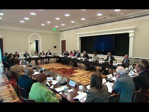 President's Management Advisory Board Meeting: Part 1