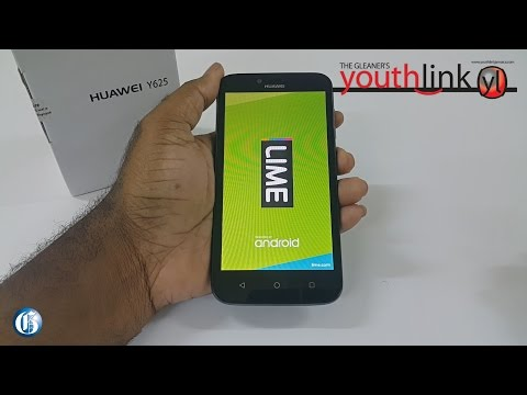 Huawei Y625 Review