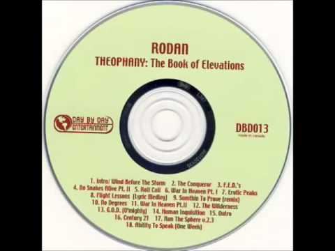 Rodan ‎- Theophany: The Book Of Elevations (2004) [Full Album]