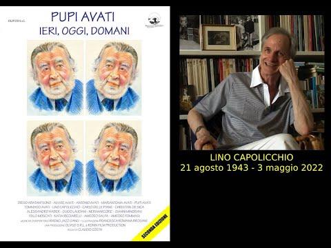 Lino Capolicchio e il mestiere dell'attore (extra 2^ edizione Pupi Avati, ieri, oggi, domani)