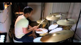 Andy Grammer - Keep Your Head Up - Drum Cover