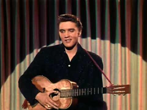 Elvis Presley   Blue Suede Shoes RedrumIntro   Clean