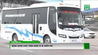 VTC14 | Bệnh nhân chạy thận được đi xe miễn phí