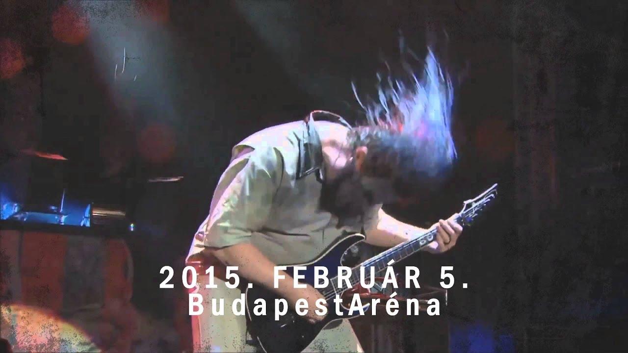 A Slipknot újra Budapesten!