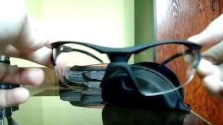 Велоспорт велосипедов смолы объектив очки с Чехол