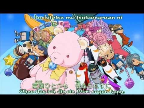 MGP Inazuma Eleven GO Ending 1-4