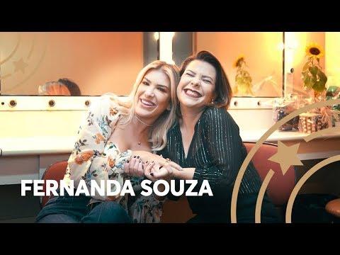 Tete a tete com Fernanda Souza - Lore Improta