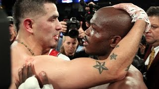 Bradley vs. Rios: Post-fight Interview and Retirement of Rios