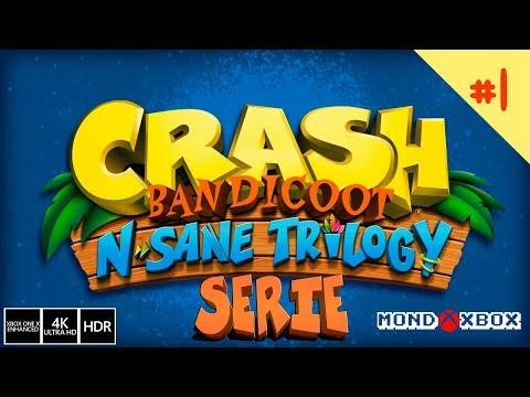 [4k]-serie-crash-bandicoot-´n´sane-trilogy-en-xbox-one-x-|mondoxbox