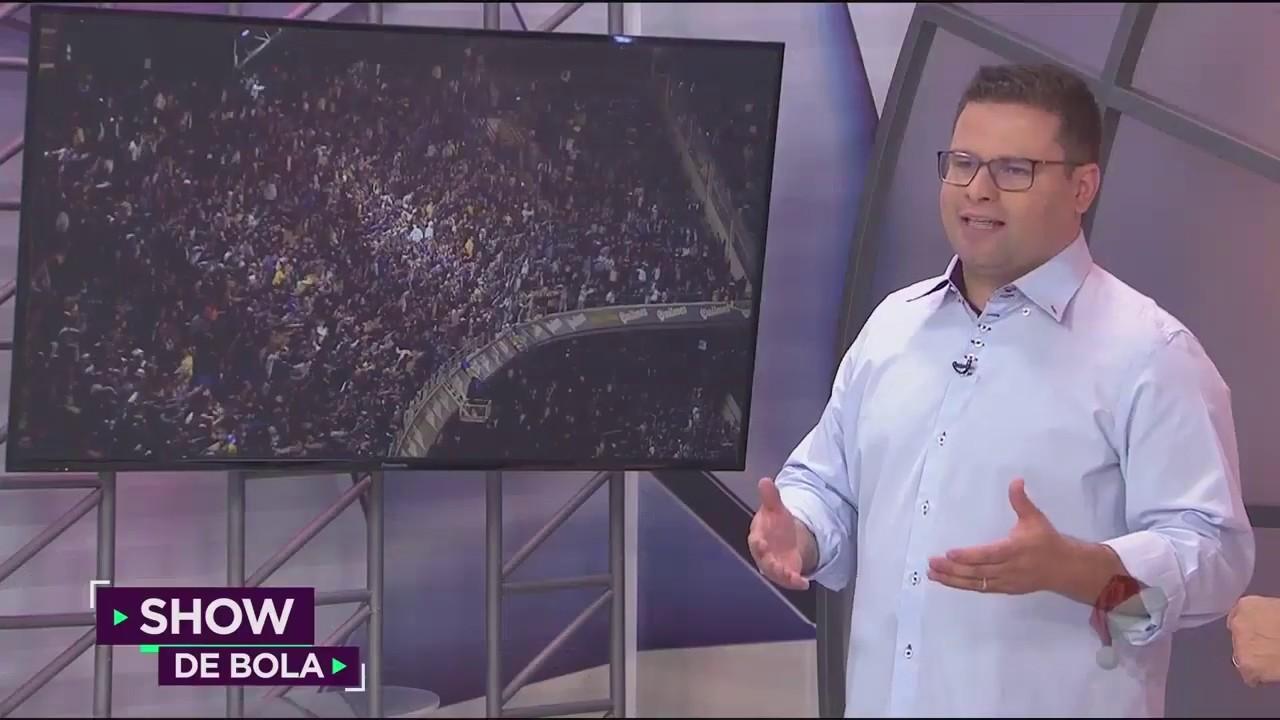 fd190eca6a Confira os desafios do Athletico para a fase de grupos da Libertadores -  Show de Bola (18 12 18)