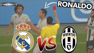 CHAMPIONS LEAGUE FINAL | Real Madrid VS Juventus | FIFA EDITION