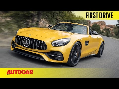 Mercedes-AMG GT C Roadster | First Drive | Autocar India