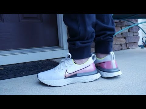 Nike React Infinity Run Sneaker Review On Feet With Sizing