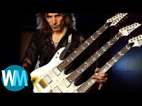 Top 10 Most Insane Shred Guitarists