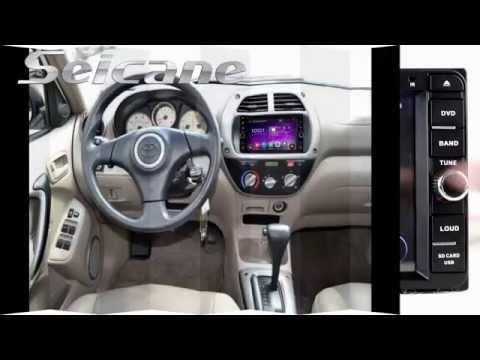 2003 Toyota Sienna Fuse Diagram Original 2005 2006 Toyota Rav4 Stereo Upgrade To Dvd