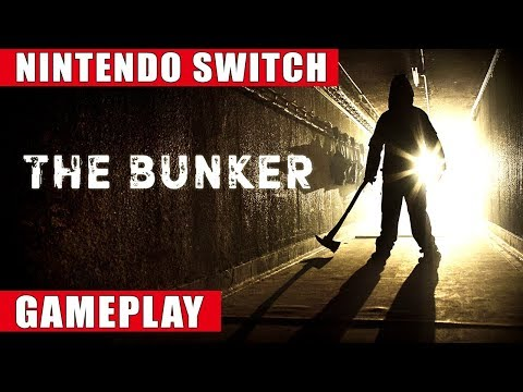 The Bunker Nintendo Switch Gameplay
