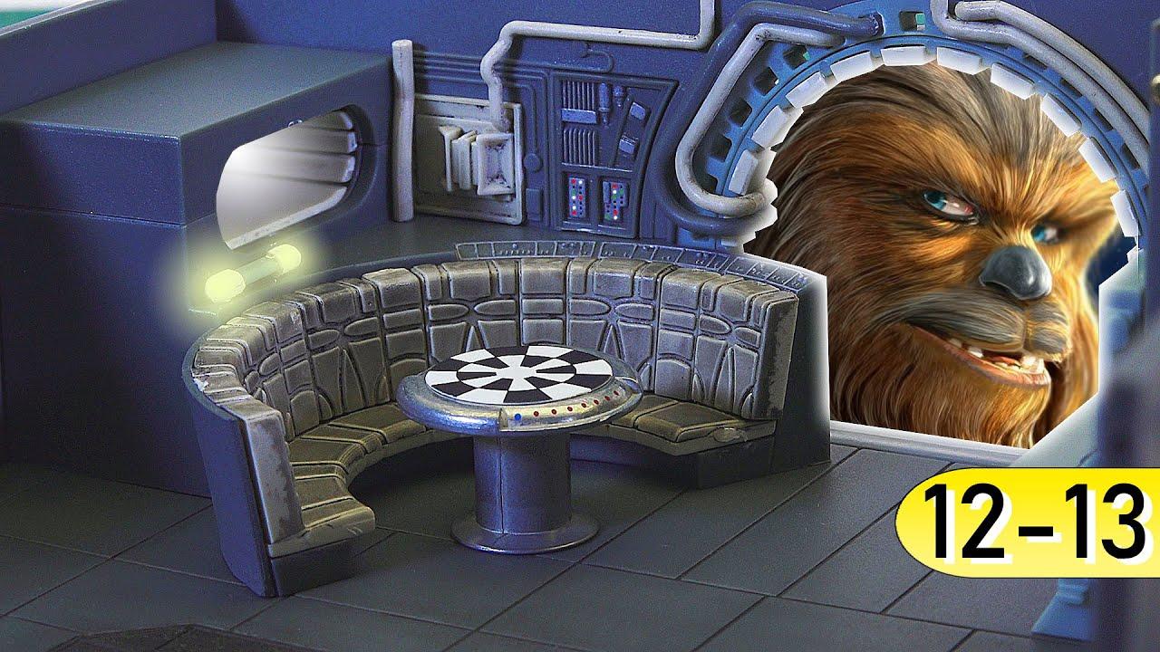 Сокол Тысячелетия (12-13) Звёздные Войны - МЕГА выпуск