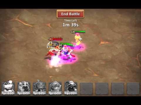 Castle Clash - Centaur King Challenge