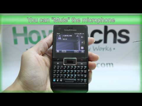 How to Make a Call on Sony Ericsson Aspen