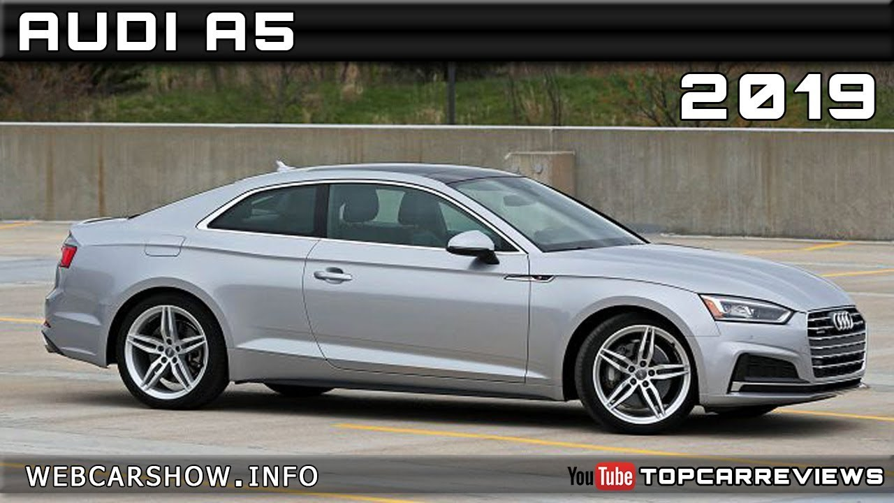 2019 AUDI A5 Review Rendered Price Specs Release Date ...