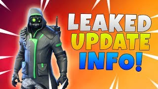 Fortnite Battle Royale Update 5.2 Leak | Fortnite Durr Burger Skin Leak & Wild West LTM