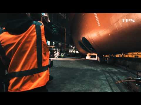 Launching Seven Rio - Subsea