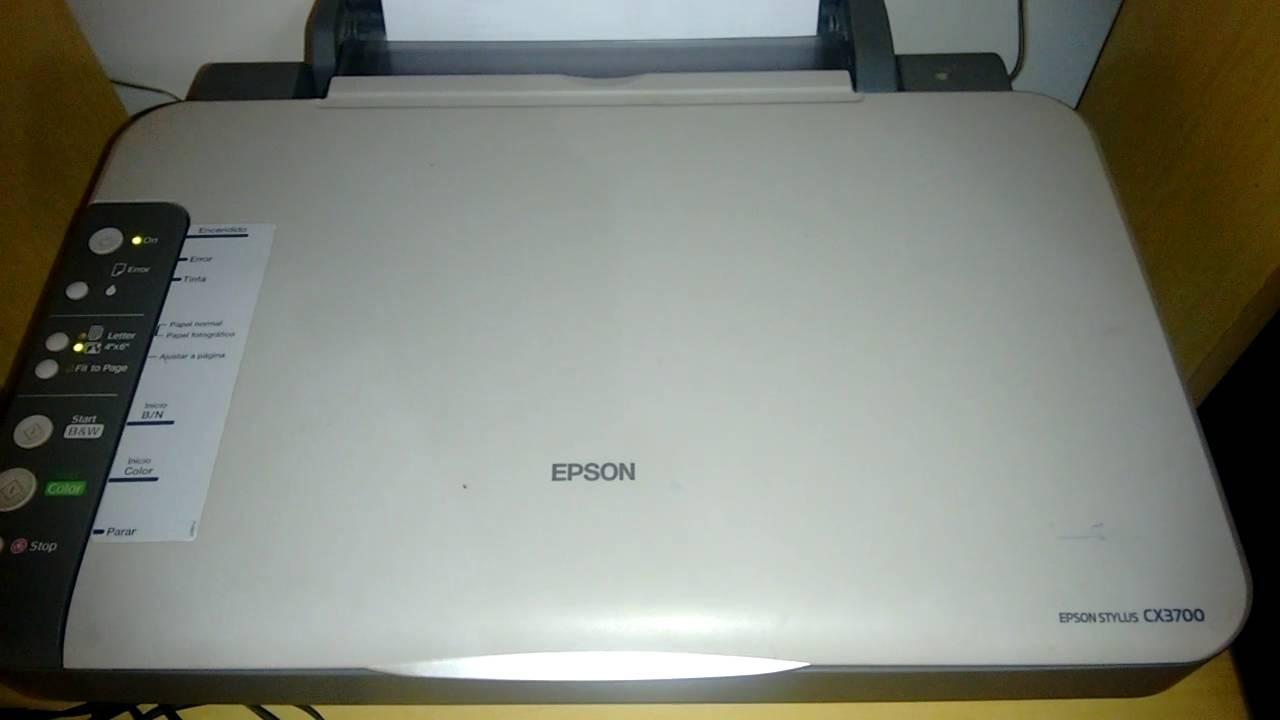 EPSON CX3700 WINDOWS XP DRIVER