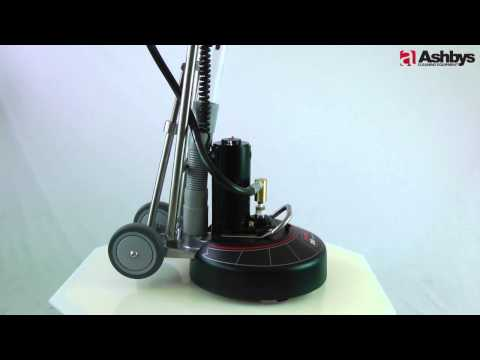 Ashbys Rotovac 360i - Carpet, Tile & Grout Cleaning Machine PC7462