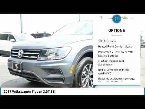 2019 Volkswagen Tiguan Boulder Colorado M161862T