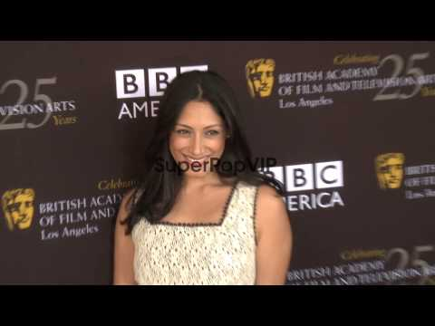 Tehmina Sunny at BAFTA LA TV Tea 2012 Presented By BBC Am...