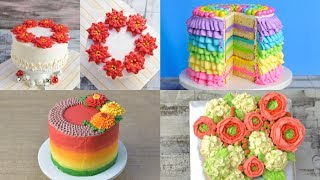 AMAZING BUTTERCREAM CAKES, HANIELA